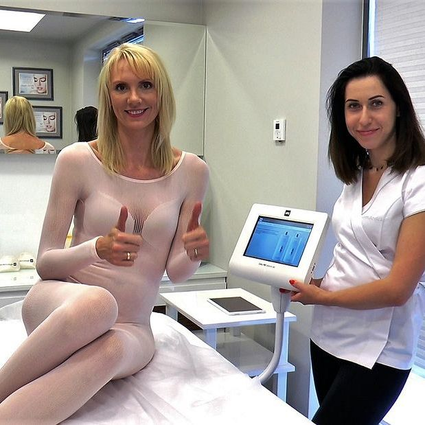 Test zabiegu Endermologie LPG Alliance
